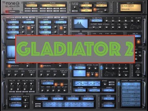 gladiator vst gratuit