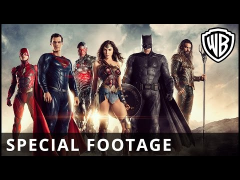Justice League – Special Comic-Con Footage - Official Warner Bros. UK