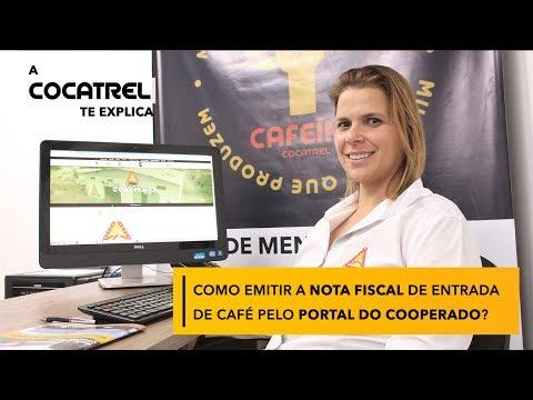 A Cocatrel te explica: como emitir a nota fiscal de entrada de café pelo Portal do Cooperado?