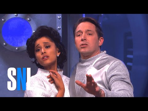 Thumbnail: Cut for Time: Cinema Channel (Ariana Grande) - SNL