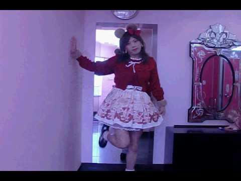 女装子「ゆき」の動画 I