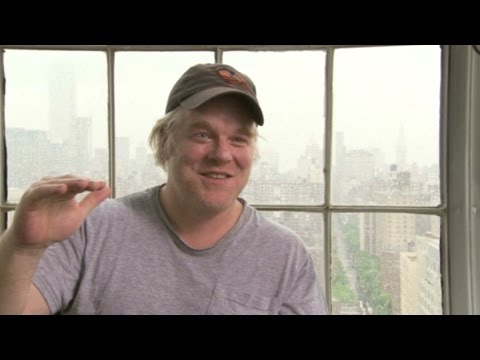 Phillip Seymour Hoffman On J.D. Salinger, Fame and Privacy - Exclusive Interview