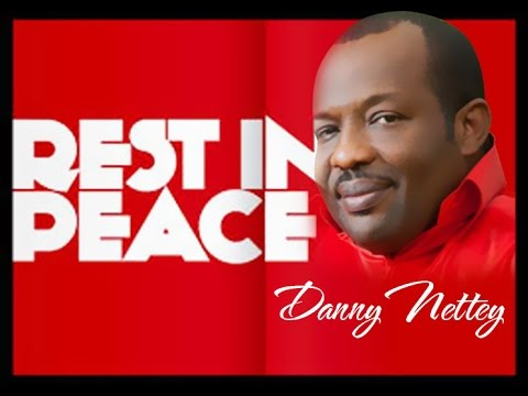 Danny Nettey Metease a If I live Minister