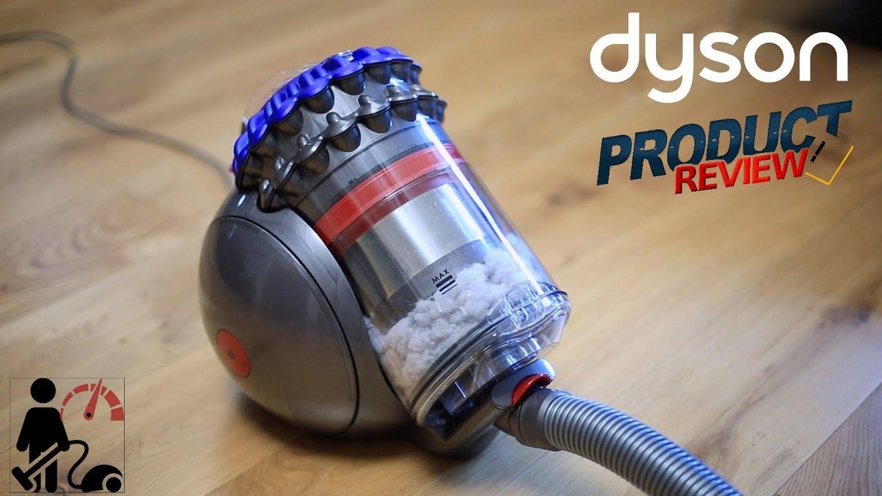 dyson big ball cylinder vacuum