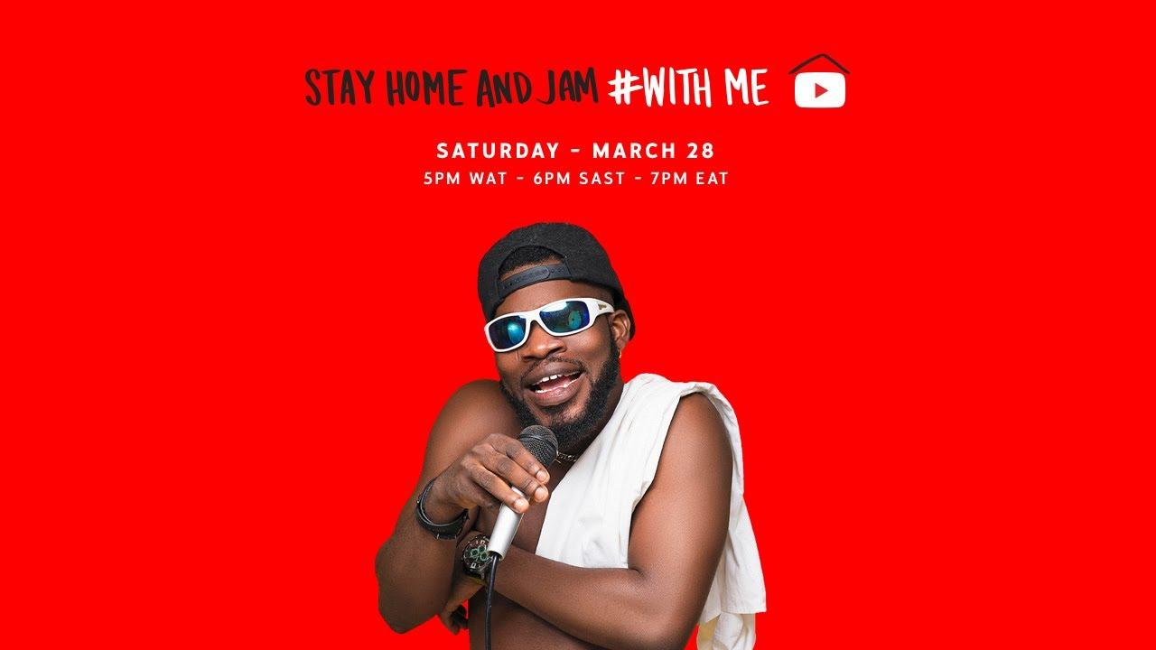 Broda Shaggi - #StayHome #WithMe