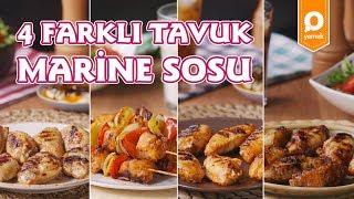 4 Farklı Tavuk Marine Sosu - Onedio Yemek - Sos Tarifleri