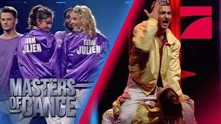 #TeamJulien oder #TeamNikeata? Wer tanzt sich ins Finale?   Masters of Dance   ProSieben