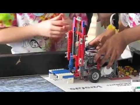 OCtech's FIRST Lego Robotics Competition