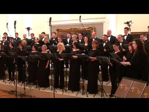 Eric Whitacre - When David Heard - Croatian Radiotelevision  Choir