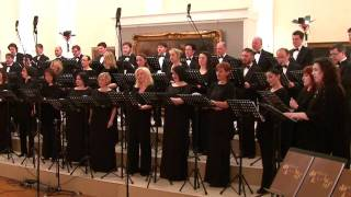 Eric Whitacre - When David Heard - Croatian Radiotelevision  Choir