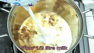 Bangladeshi Cuisine: Phirni Recipe (Dessert) Made By Nipun Reza