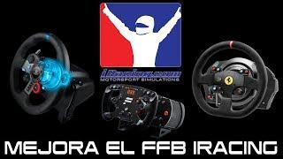 FFB iRacing - Cambio Radical - Thrustmaster , OSW , Fanatec , Logitech