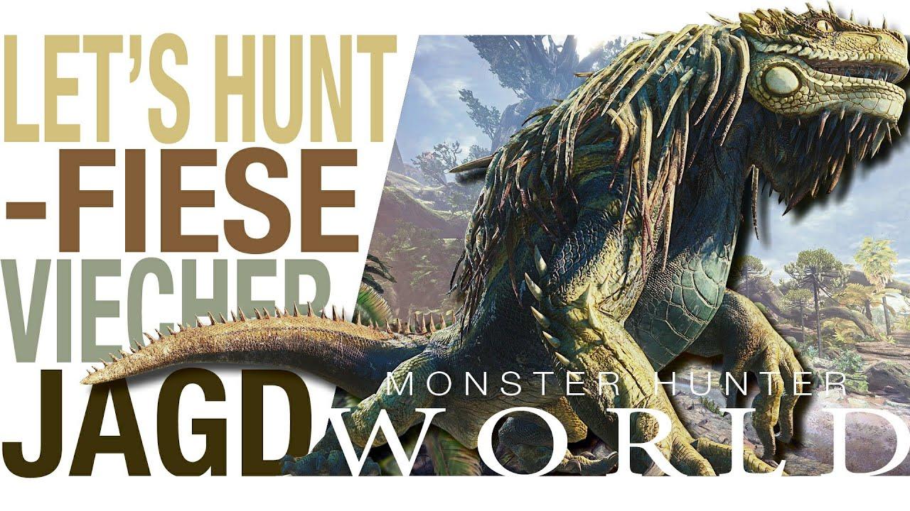 Monster Hunter Beste Waffe