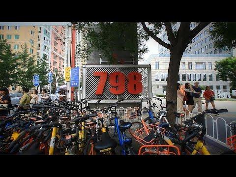 حيّ -798- في بكين .. من مصنعٍ مهملٍ إلى قِبلة لعشاق الفن المعاصر…  - نشر قبل 9 دقيقة