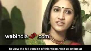 Jyotsna Jagannathan(Bharatanatyam Dancer) - Interview.wmv