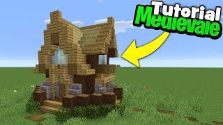 Lastra Di Legno Minecraft : Costruire una casa in legno minecraft