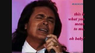Watch Engelbert Humperdinck This Is What You Mean To Me video