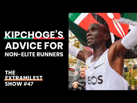 Kipchoge's Advice to Race Faster, For Non-Elites   The Last Milestone (2021)