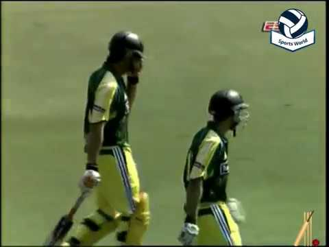 World Record 438 Match South Africa vs Australia!! 11 years