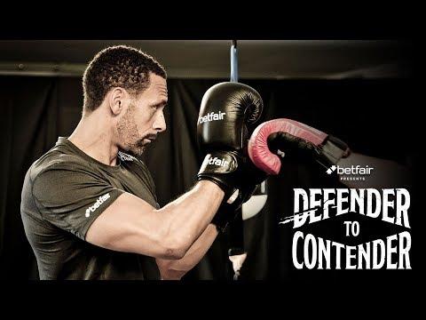 Defender To Contender | Rio Ferdinand | E3: Into The Ring