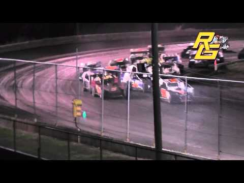 Bridgeport Speedway Highlights 8-22-15