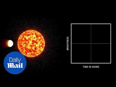 kepler-space-telescope-measures-dip-in-star's-brightness---daily-mail