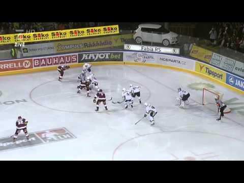 Kladno vs Sparta Prague (Jagr-Plekanec)