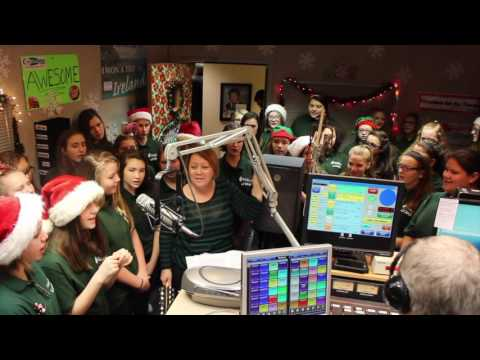 Upper Township Middle School's Choir Takes Us on a Sleigh Ride