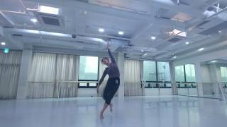 Tears Of An Angel- Min Young Lee Contemporary Dance