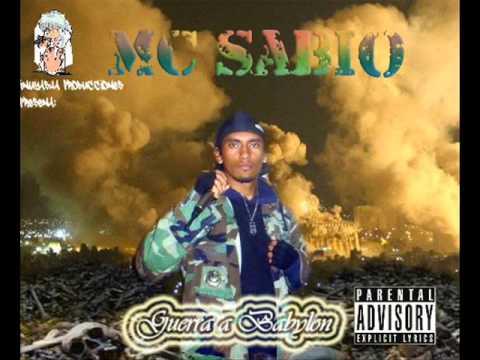 Mc Sabio - Guerra a Babylon (2008) DISCO COMPLETO