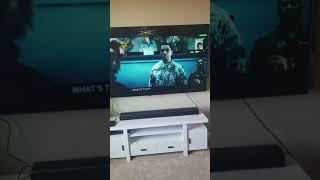 Samsung hw-k950 atmos soundbar vs. In wall/In ceiling atmos speakers