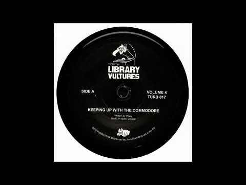 Woxy - Keeping Up With The Commodore