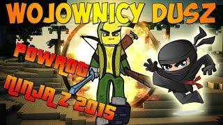 Wojownicy Dusz Minecraft - Nowa Klasa NINJA z 2015 