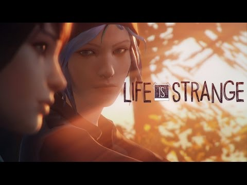Alex plays   Life Is Strange   Ep1 Pt1