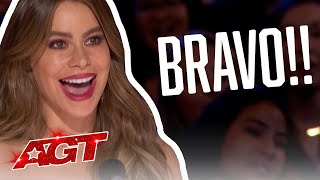 Game - How Many Times Did Sofia Say Bravo?! - America's Got Talent 2021