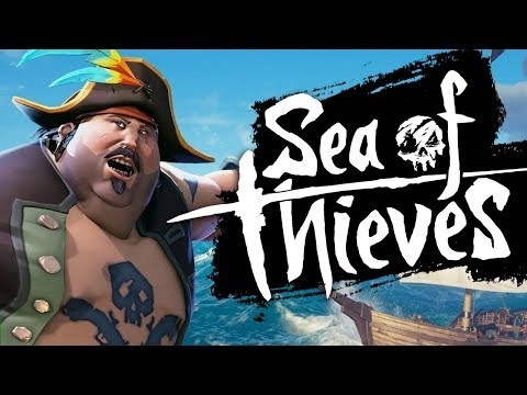 ЛУЧШАЯ ИГРА ПРО ПИРАТОВ? (Sea Of Thieves)