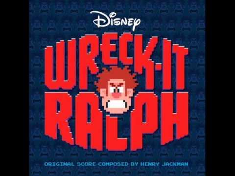 ost 6 Shut Up and Drive --  Rihanna (wreck-it ralph )