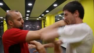 Wing Chun Chi Sao  - Sifu MNA 002