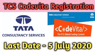 Tcs Codevita 2020 | Full Detailed Registration Process in Hindi