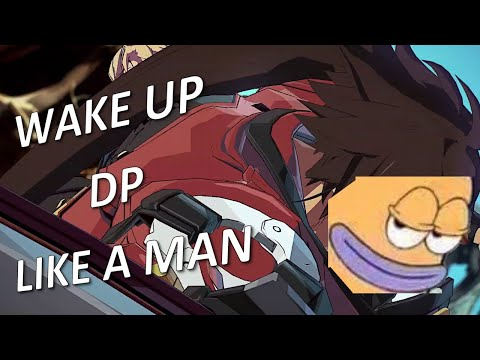 WAKE UP REVERSALS IN GUILTY GEAR STRIVE (and all other fighting games?) |