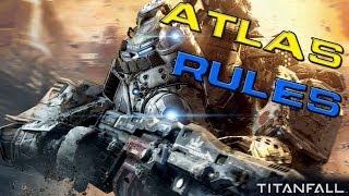 Titanfall ATLAS Titan Gameplay! (PC Gameplay / Commentary)