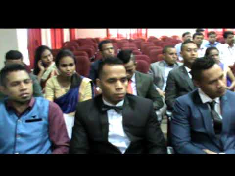 SJEC  East Timor English Language Course Valedictory- 28/09/2017