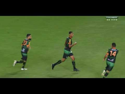 Gol de Michael ~ America MG 1 x 0 Sao Paulo - Brasileirão 2016