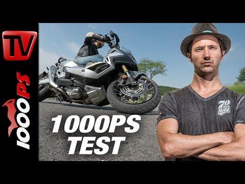 Honda X-ADV Dauertest - Praxiserfahrungen mit Motorrad-SUV - NastyNils berichtet.