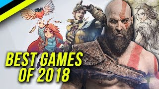 The Best Games Of 2018 (That I Played)