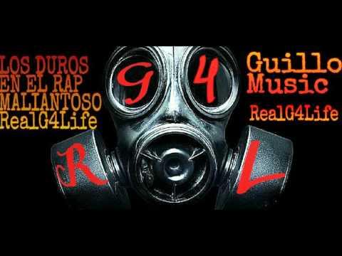 Ñengo Flow - Los Duros en El Rap Maliantoso Parte 3 (RealG4Life)