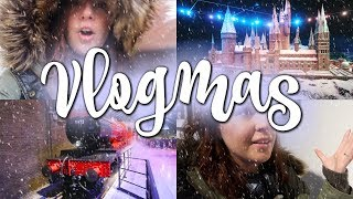 Hogwarts In The Snow / Vlogmas 15