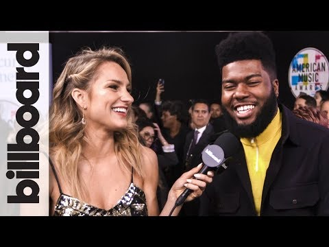 Khalid's One Word on Upcoming Project With Fifth Harmony's Normani