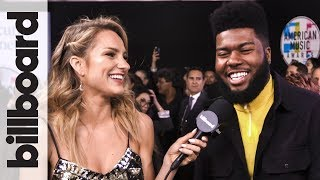 """Video Khalid's One Word on Upcoming Project With Fifth Harmony's Normani """"Love"""" 