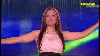 Natasa Djordjevic  I da klecis i da molis  (TV Grand 2014)